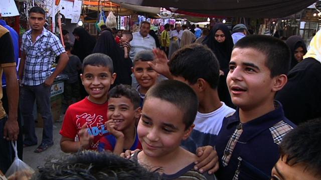 Baghdad Street Stories