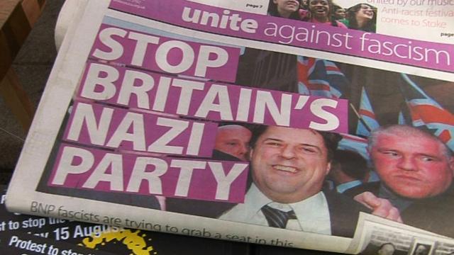 British National Embarrassment