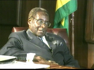 Interview with President Mugabe