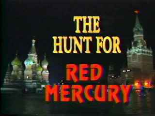 The Hunt For Red Mercury