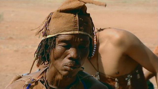 The Khalahari Bushmen