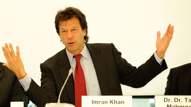 Islam & America - Through the Eyes of Imran Khan