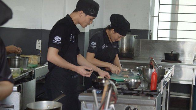 Vietnam's Hard Knock Kitchen