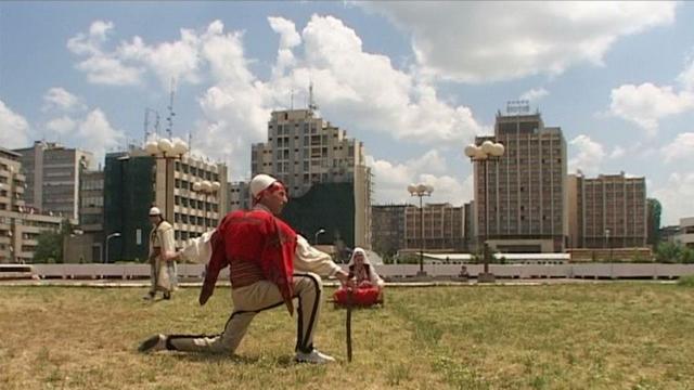 Rebuilding Kosovo