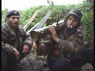 Chechnya Edited Archive