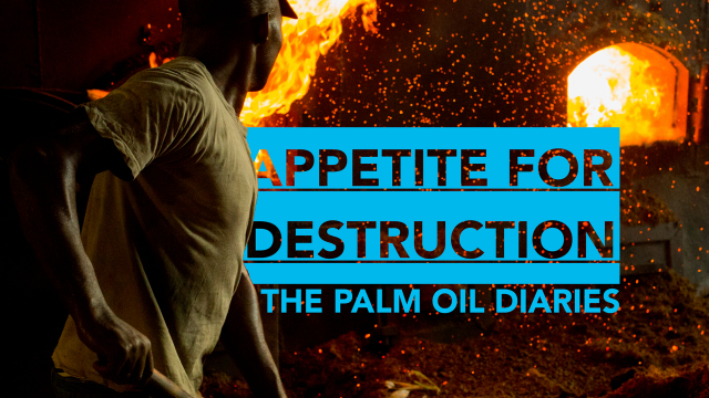 Appetite for Destruction: The Palm Oil Diaries