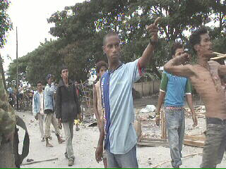 Timor Attacks