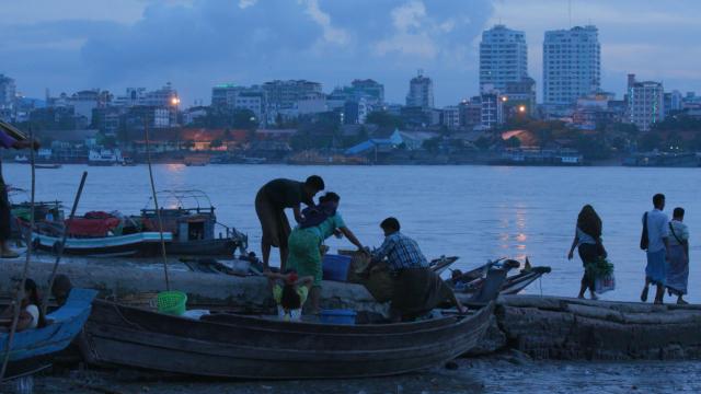 Myanmar's Cycle Of Debt