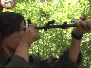 Guerilla Girls of the PKK