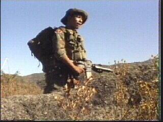 El Salvador Civil War 1989