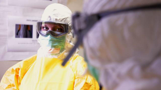 Ebola Returns To The Congo