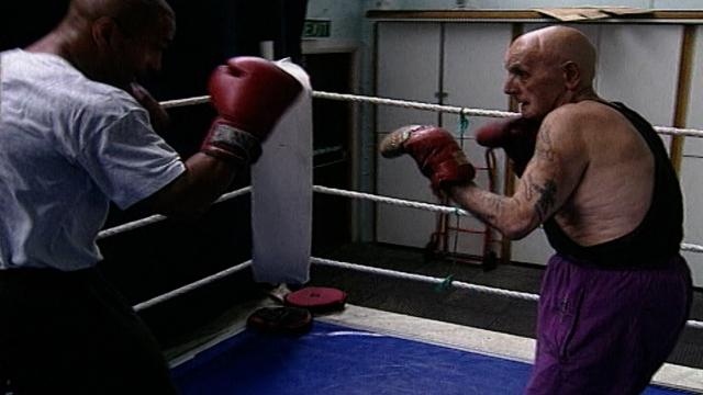 The Boxing Grandad