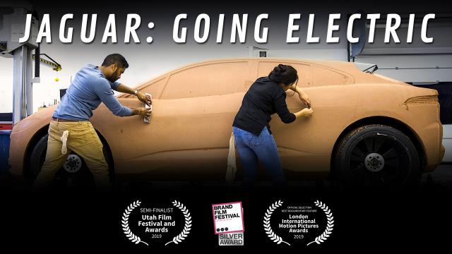Jaguar - Going Electric