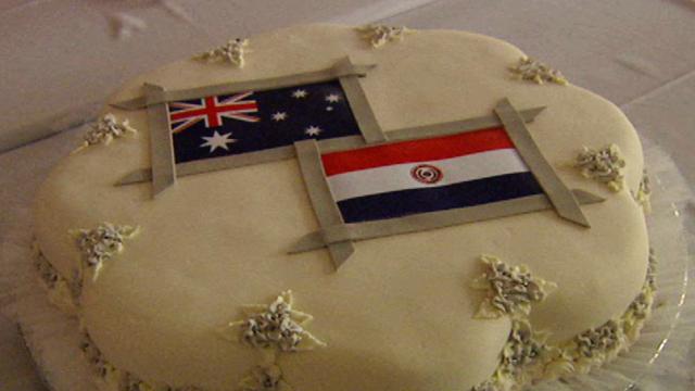 Paraguay Aussies