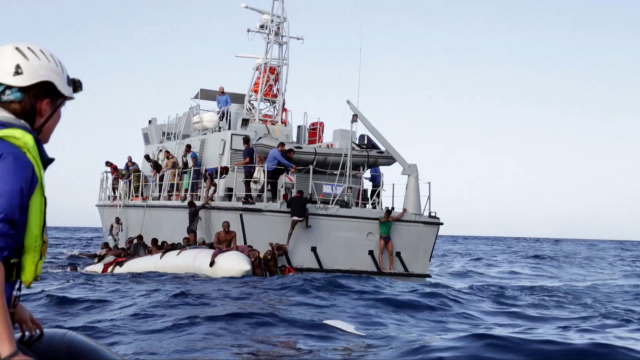 Crisis In The Med