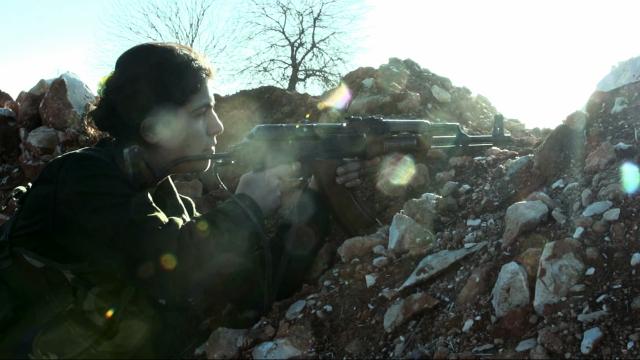 Kobani's Female Liberators