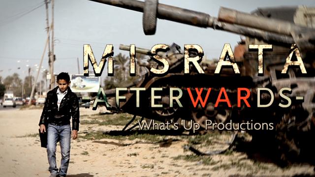 Misrata: AfterWARds