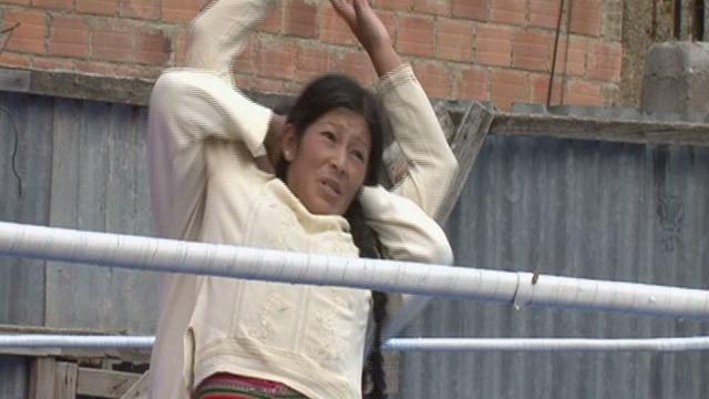 Wrestling Women
