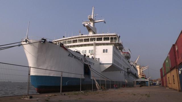 Cameroon: The Healing Ship