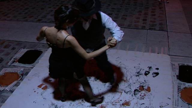 Argentina - The Tanguero Painter