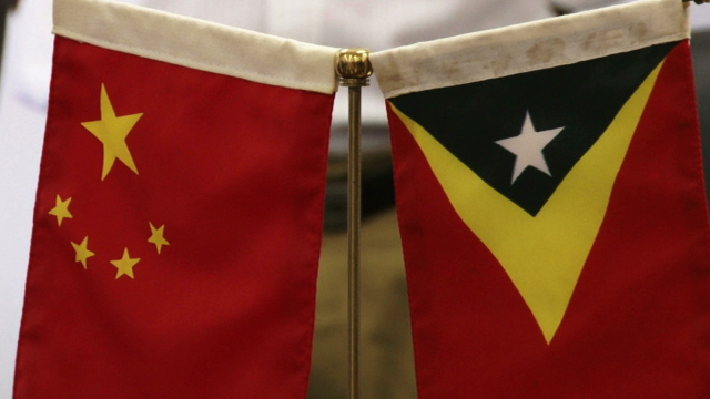 Courting East Timor