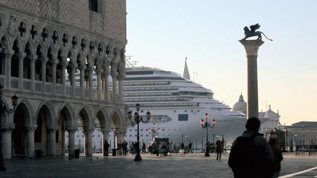 Saving Venice