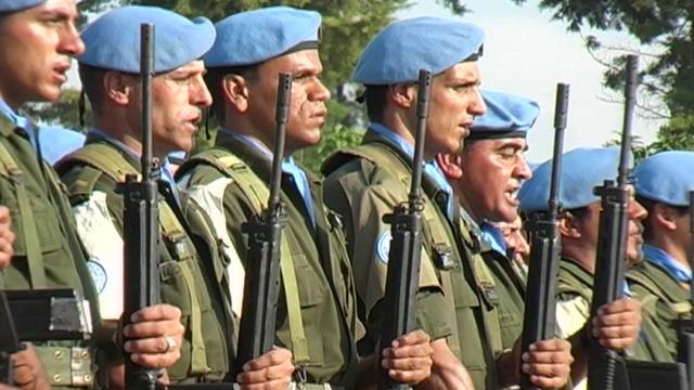 Blue Helmets Under Siege