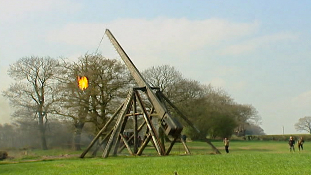 The Giant Catapult