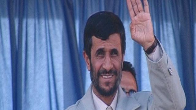 Ahmadinejad's Iran