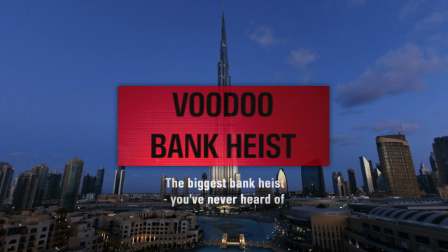 Voodoo Bank Heist