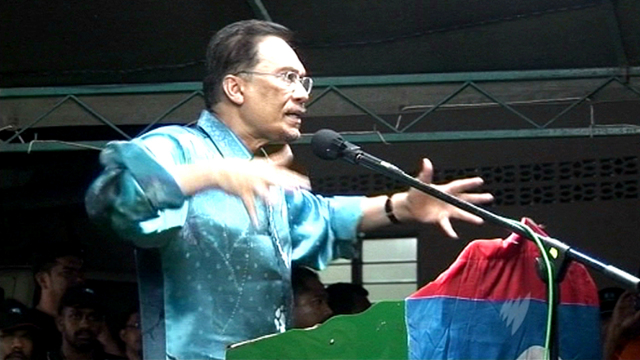 Anwar's Path to Power