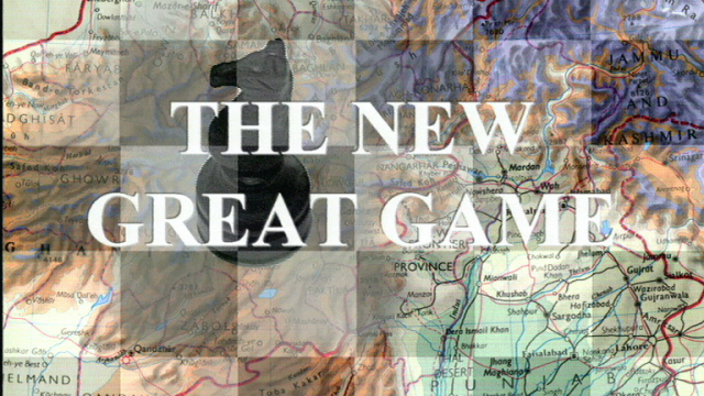 The New Great Game