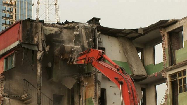 Demolition Dissidents