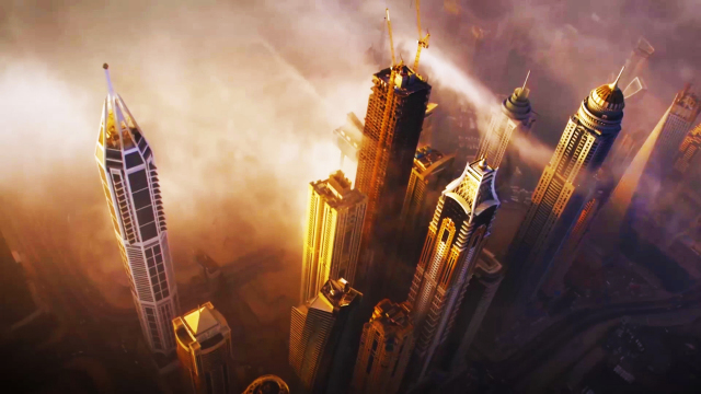 Dubai's Technology Hub