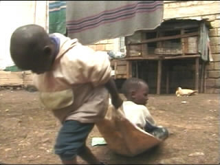 Orphans of Mathare