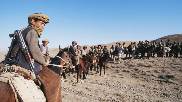 Afghanistan's Tribal Challenge