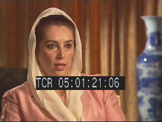 Benazir Bhutto Interview