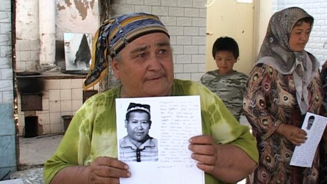 Uzbek Massacre
