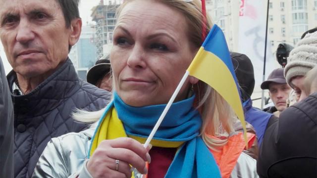 The Ukraine's Election Turmoil