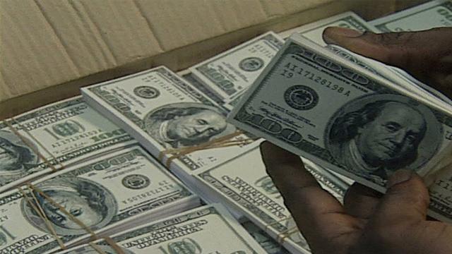 Looting Nigeria