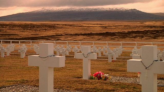 Falklands Friction