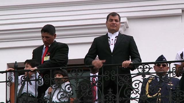 Ecuador's Double Standard