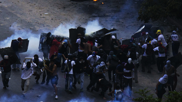 Venezuelan Meltdown