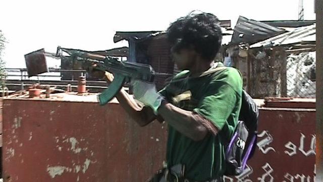 Liberia - Civil War