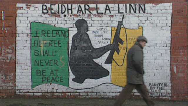 Belfast - No Peace on the Streets