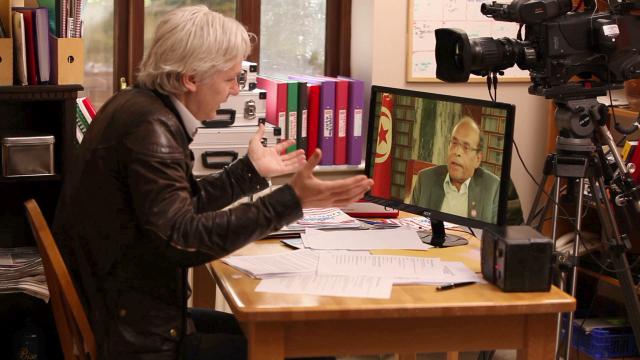 The Julian Assange Show: Episode 3