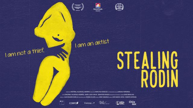 Stealing Rodin