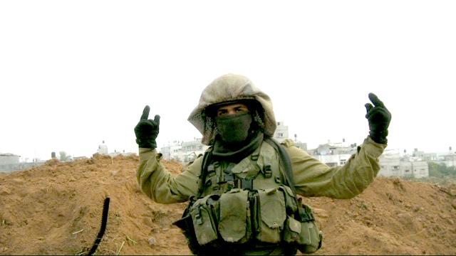 Cleansing Gaza