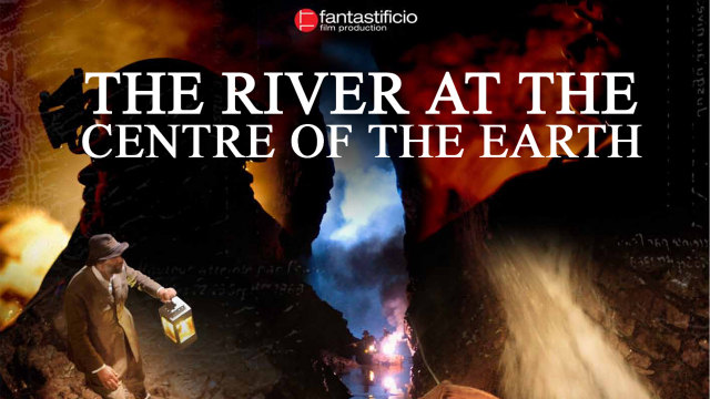 River at the Centre of the Earth