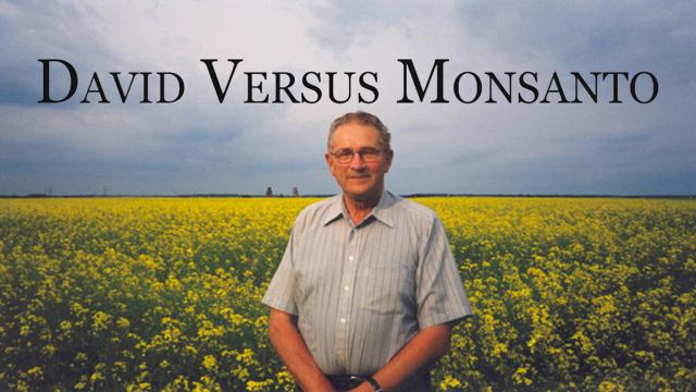 David Vs Monsanto